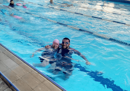 At-Home Private Swimming Classes - Teens & Adults