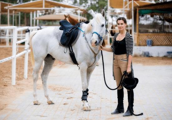 Beginner Horseback Riding Program
