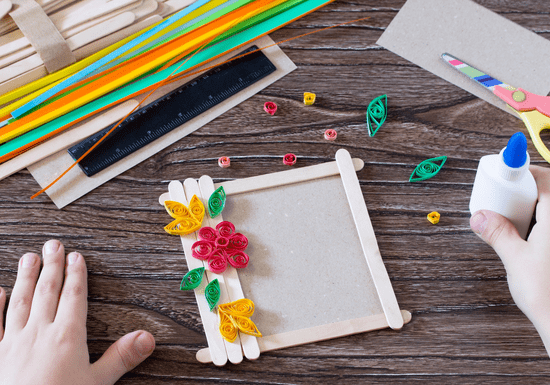 Fun Craft Making Course - Ages: 4-17
