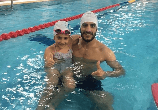 Private Swimming Lessons for Kids with Coach Shabana - Ages: 4-9
