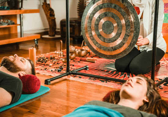 Gong Meditation & Sound Healing Therapy Teacher Training