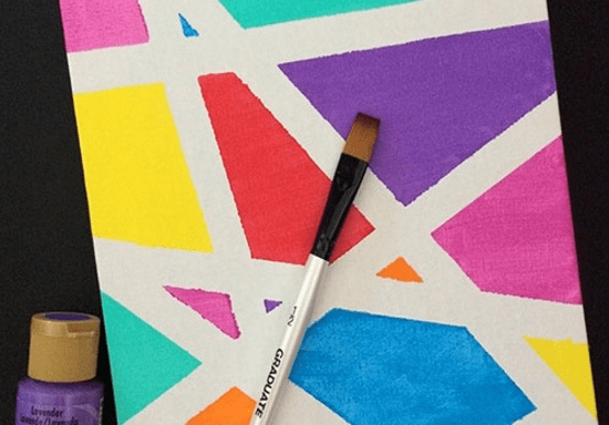 Fun with Acrylic Painting for Kids