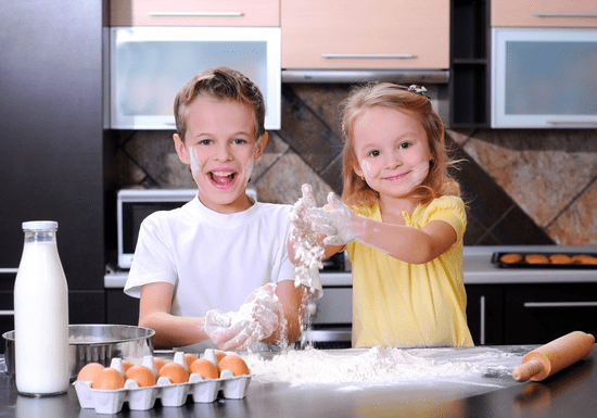 Fresh Pasta Making Class for Kids - Ages: 7-16