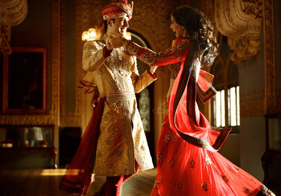 Indian Wedding Private Dance Lessons for Couples