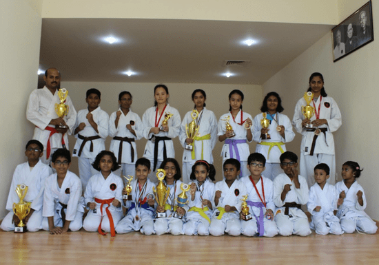 Goju Ryu Karate Group Class for Kids & Teens (Ages: 4-17)
