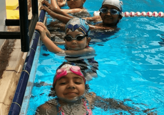 Kids Group Swimming Class Level 3 - Ages: 4-14 (JBR)
