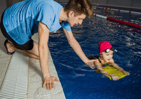 Private Swimming Classes (Male Instructor)