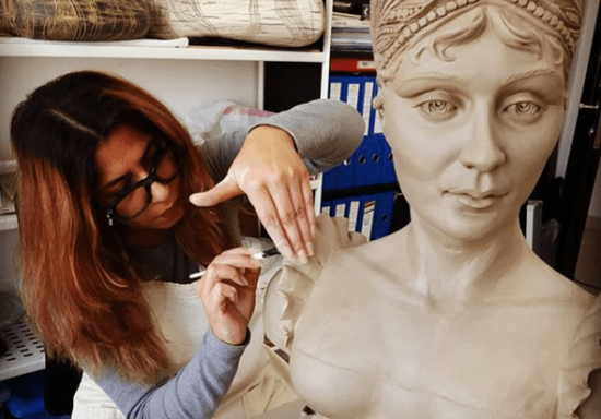 Sculpture for Teens & Adults with Sadaf
