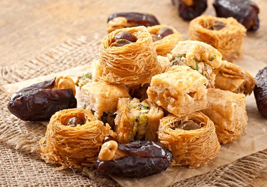 Arabic Sweets & Desserts