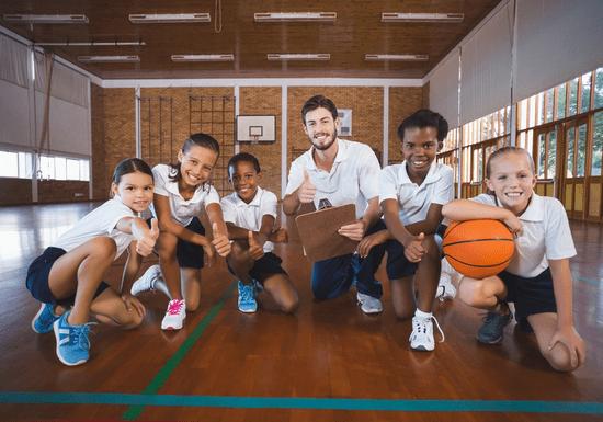 Basketball Program for Kids - Ages: 8-11 (DIFC)