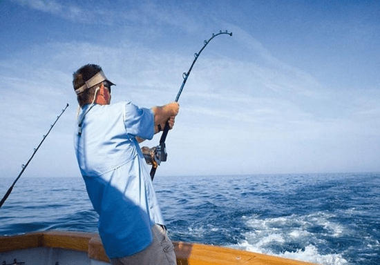 Fishing Trip & BBQ in Fujairah (For Group of 4 People)