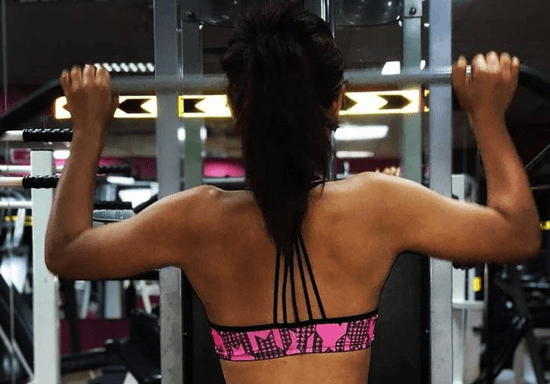Personal Training & Nutrition for Ladies