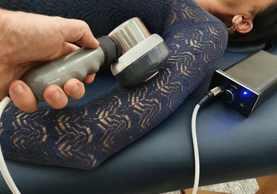 Cymatics Sound Treatment