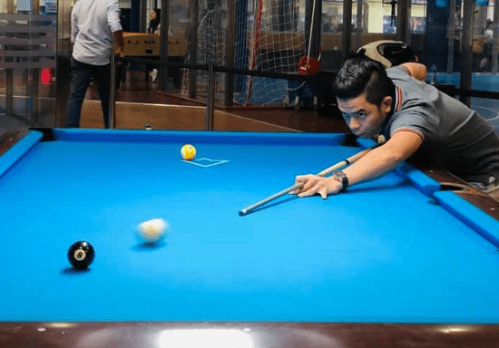 Private Billiards Lessons (Ages: 5+)