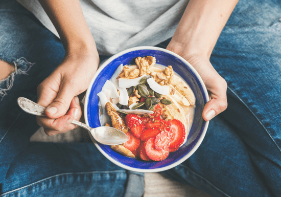 Online Class: Transform Your Eating Habits: A 3-Day Intense Program