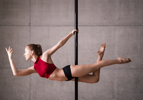 Private Pole Dancing Fitness Class