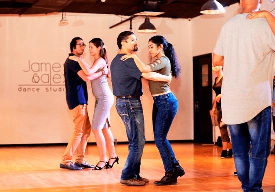 Kizomba Beginner Dance Course