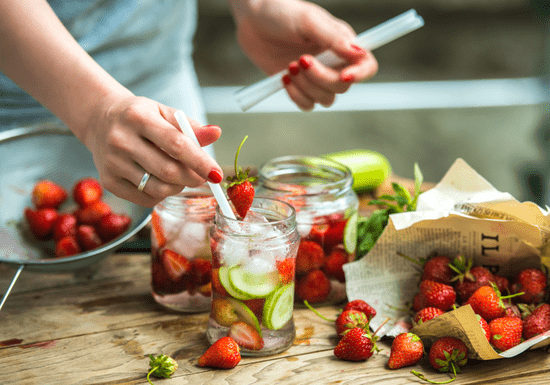 Personalized Infused-Water Detox Plan