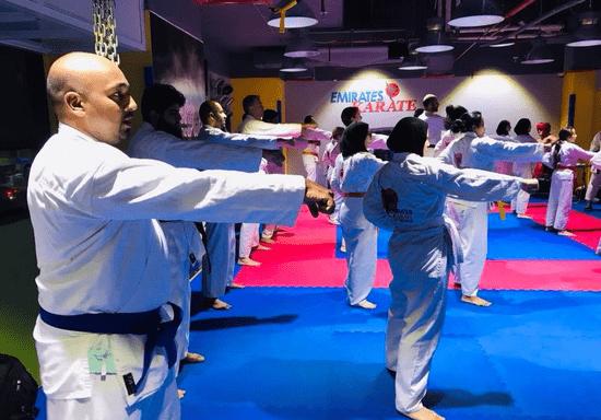 Adult Kickboxing Mixed Class (Al Wahdah)