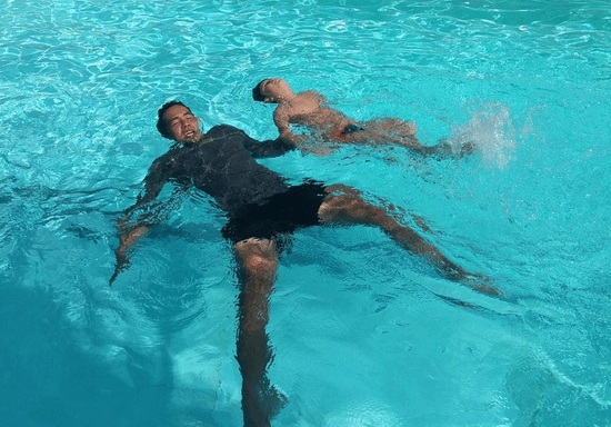 Private Swimming Sessions with Oliver