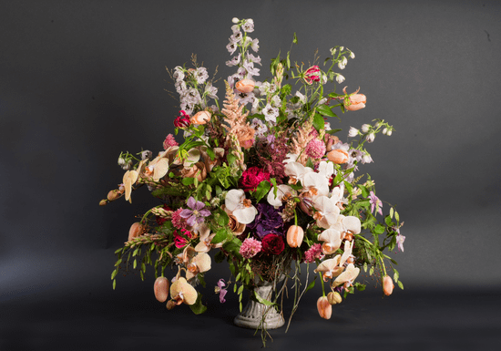 Online Class: Fundamentals of European Floral Design