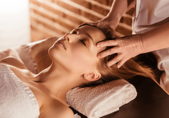 Massage Course: Back, Scalp or Foot