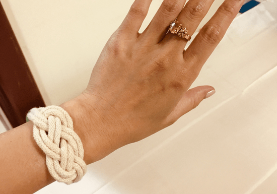 Online Class: DIY Nautical Knot Bracelet with Luna
