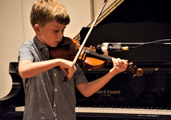 Violin Classes for Kids & Teens - Ages: 5-16