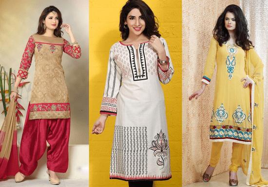 Indian Ladies Wear Sewing: Salwar, Kurti & Traditional Pants