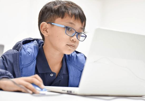 Online Class: Coding & App Development - Ages: 6-16
