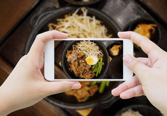 Food Photography for Social Media
