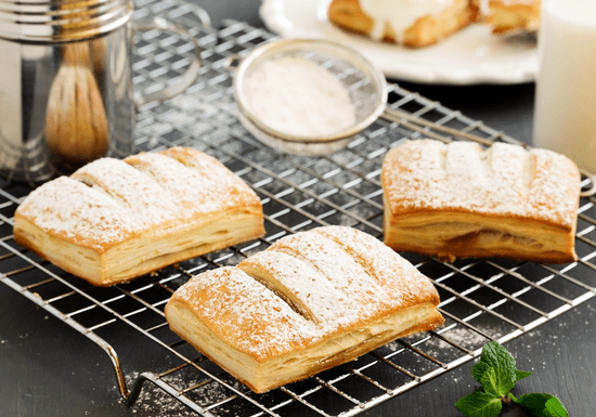 Pastry II: Puff, Croissant & Pain au Chocolat