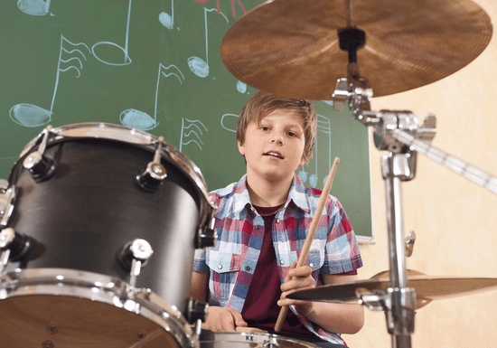 Private Drum Lessons with Dominic Daniel