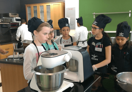 Pastry Class for Kids - Ages: 7-13