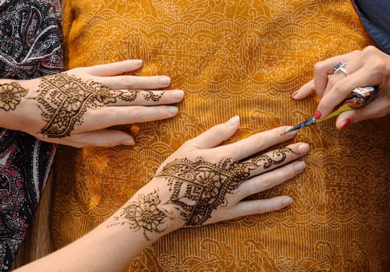 Professional Henna Design Course for Beginners
