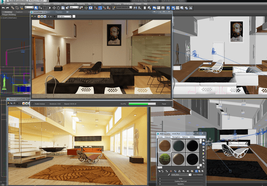 3D Visualization With Autodesk 3Ds Max (Basic to Advanced)