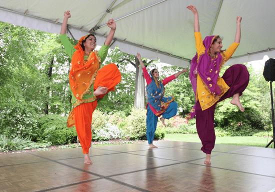Punjabi Folk Dance Bhangra