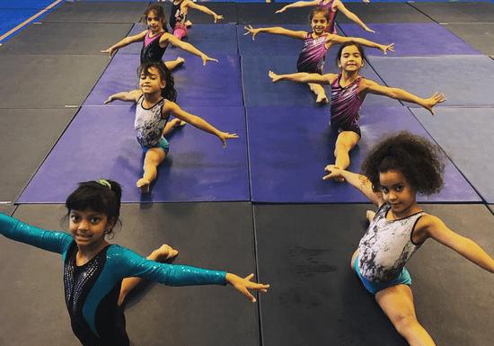 Gymnastics for Kids - Ages: 5-10 (Mirdif)