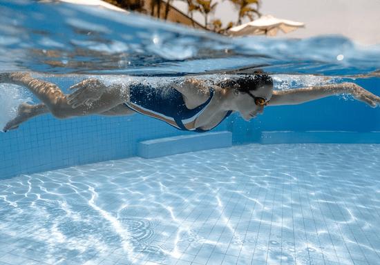Private 1-on-1 Swimming Training (Al Qusais)
