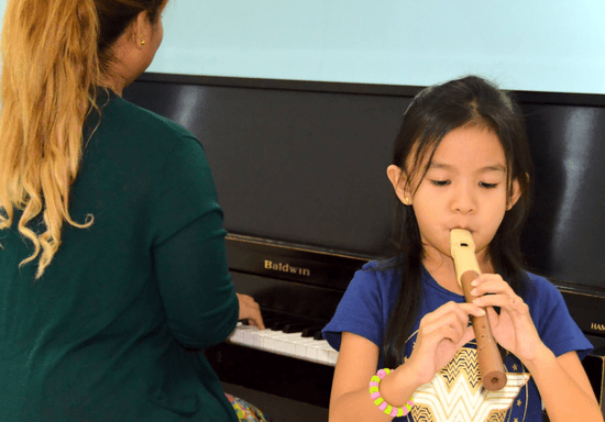 1-On-1 Recorder Lessons