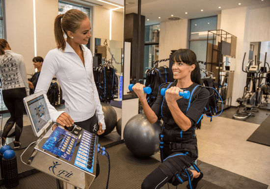 EMS Fitness Personal Training (Dubai Internet City)