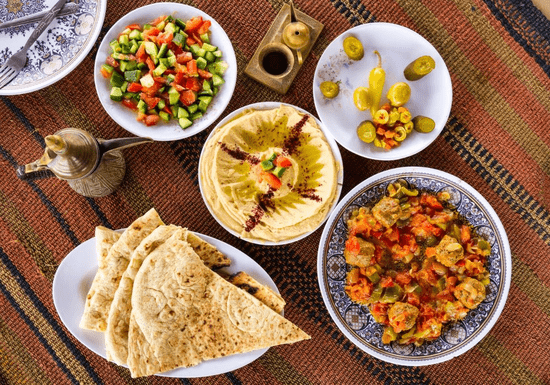 Middle Eastern Cooking Private Class