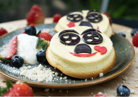 Kids Masterclass: Japanese Pancakes - Ages: 4-12