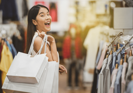 Personal Shopping with Deepti