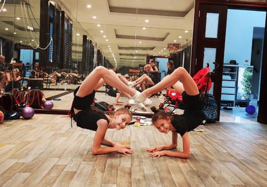 Pre-Advanced Gymnastics for Kids - Ages: 9-16