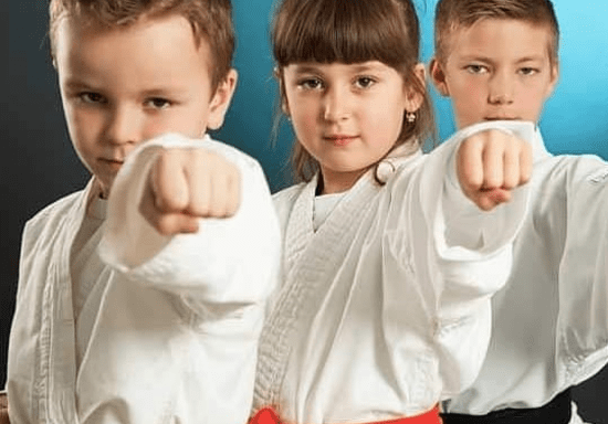 Karate Classes for Kids - Ages: 5-12
