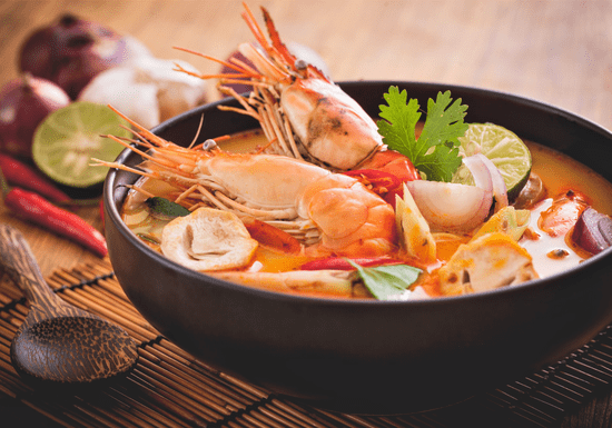 Tasty Thai Food