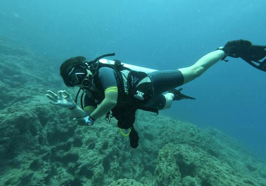 PADI Specialties Course: Deep Diver
