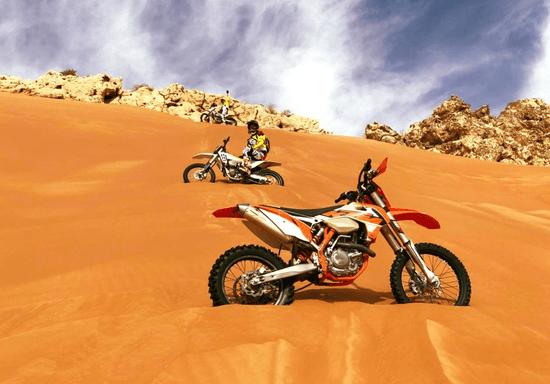 Off-Road Motorbike Excursion & Racing