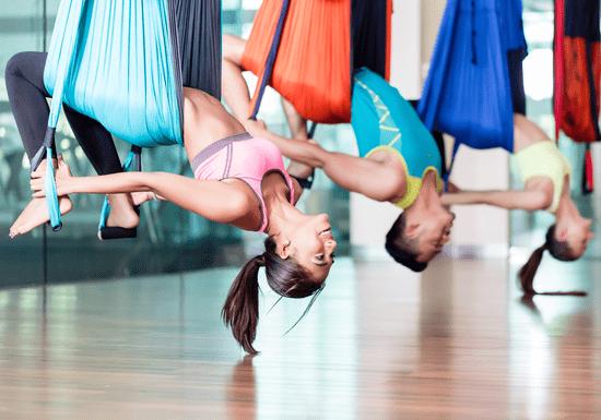 Swing & Aerial Yoga